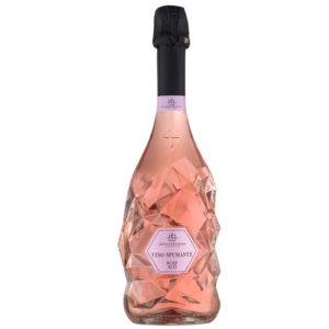 47 Anno Domini Vino Spumante Bio Rosé Diamante