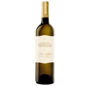 Cuatro Rayas Cuarena Vendimias Sauvignon Blanc