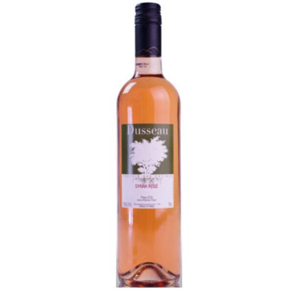 Dusseau syrah rose